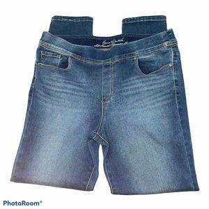 Gloria Vanderbilt Avery Jeans Womens 12 Blue All-A